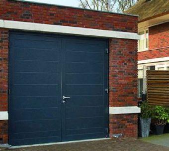 Portoni garage a due ante home design e interior ideas for Costo aggiuntivo per due garage